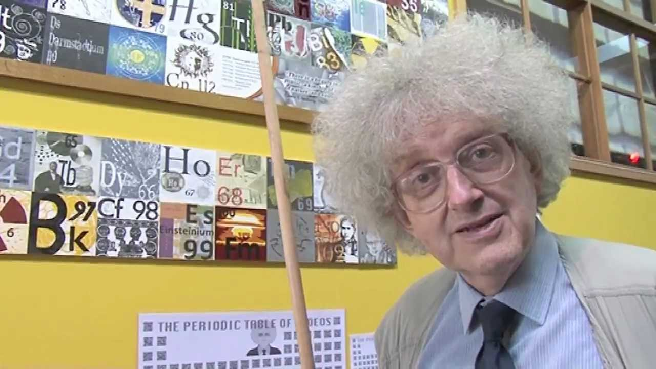 Periodic table art periodic table of videos youtube periodic table art periodic table of videos urtaz Choice Image