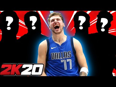 How To Build Around Luka Doncic - NBA 2K20