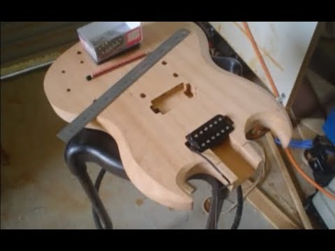 how to make a gibson guitar