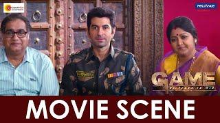 GAME-Movie Scene| JEET | SUBHASHREE | SOURAV | BABA YADAV | JEET GANNGULI