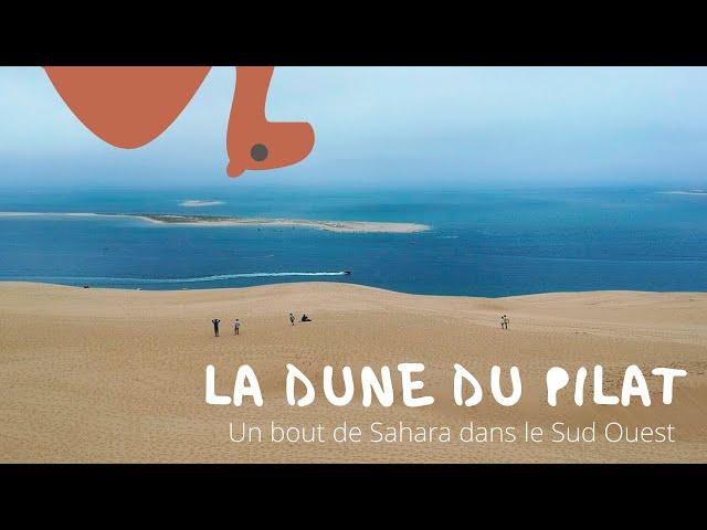 [Voyage] Journée en drone à la Dune du Pilat [DJI Spark]