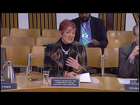 Equalities and Human Rights Committee - 1 March 2018