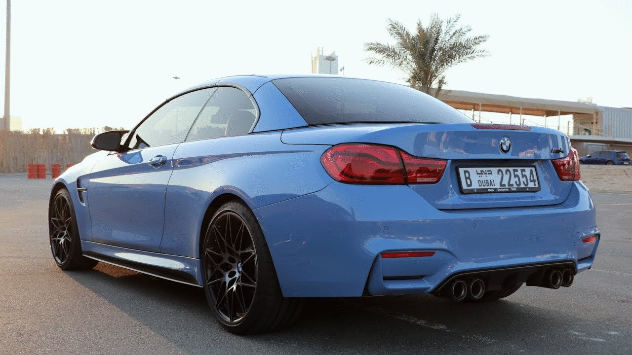 2018 bmw m4 competition package w m performance exhaust. Black Bedroom Furniture Sets. Home Design Ideas