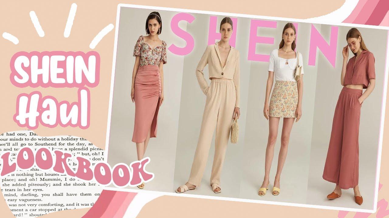 SHEIN PREMIUM HAUL 2020 #1 MODA PRIMAVERA VERANO / OUTFITS, TENDENCIAS SHEIN MEXICO