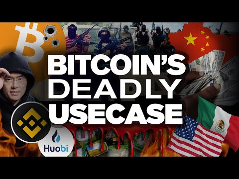 BITCOINs Deadly Use Case Revealed! China, Cartels & Drug Money Laundering!