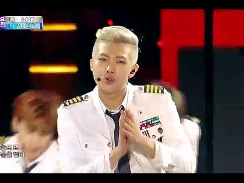 2014 MBC 가요대제전, 방탄소년단 - Danger 20141231