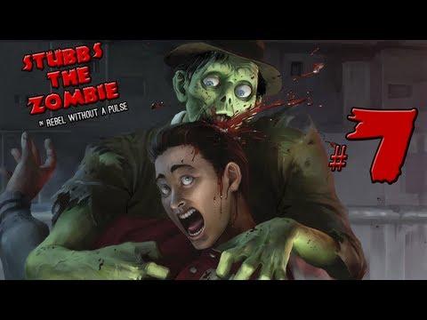 Stubbs the Zombie - часть 7: Деревенская резня бензопилой