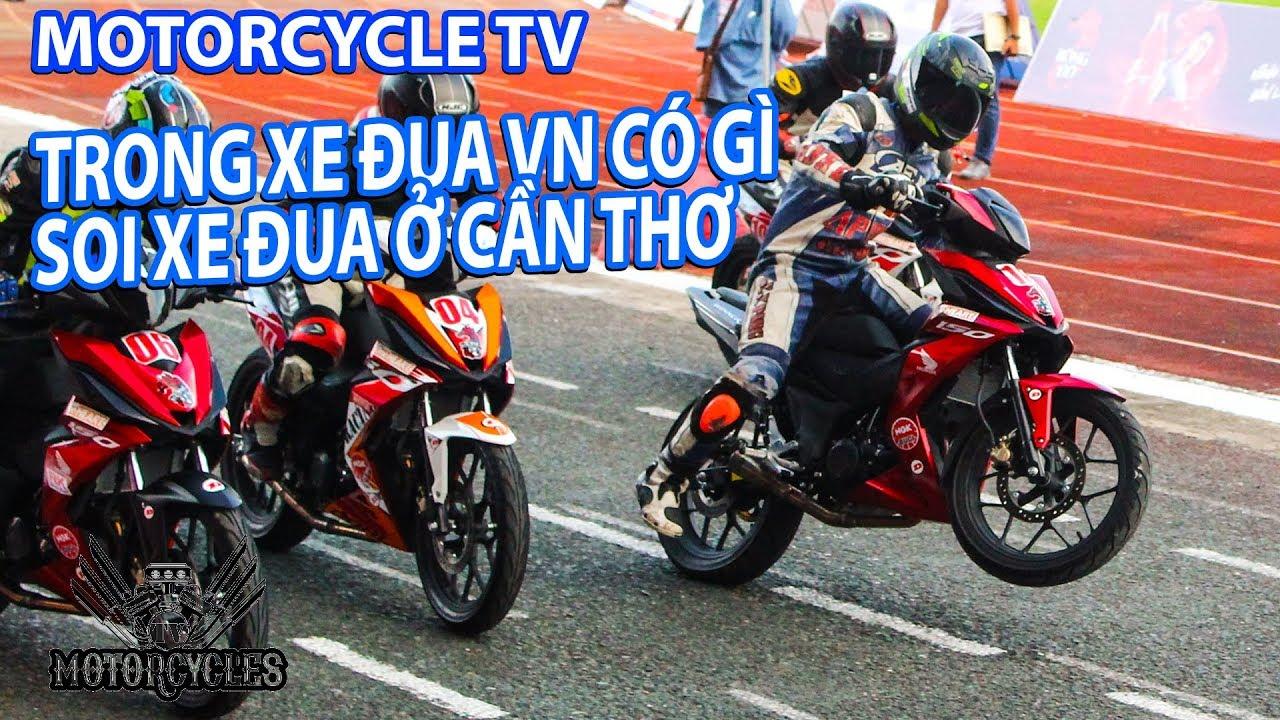 Video 135: Soi Xe Đua Cần Thơ 30 Tháng 4| MotorcyclesTV