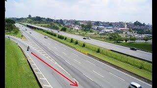 Dirigindo na BR/rodovia pela primeira vez (videoaula ilustrativa narrada)