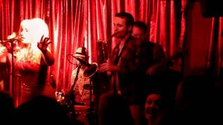 Download Aeroplane - Clairy Browne and the Bangin' Rackettes @ Cherry Bar 22 Dec 2011 MP3 song and Music Video