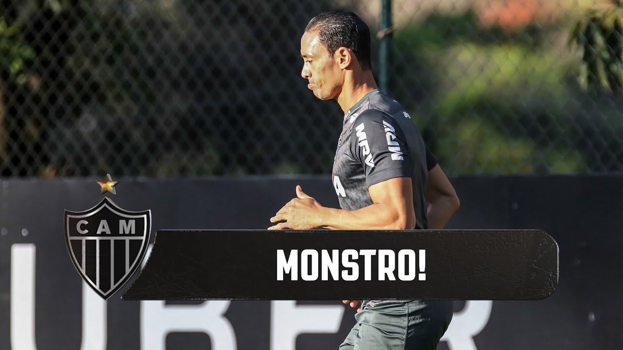 Monstro Com A Força Da Massa Ricardo Oliveira Acredita 04 09 2018