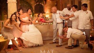 Marisol & Irving's Wedding in Cartagena, Colombia
