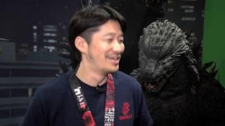 Comic-Con 50: A Look At Toho's Godzilla Booth