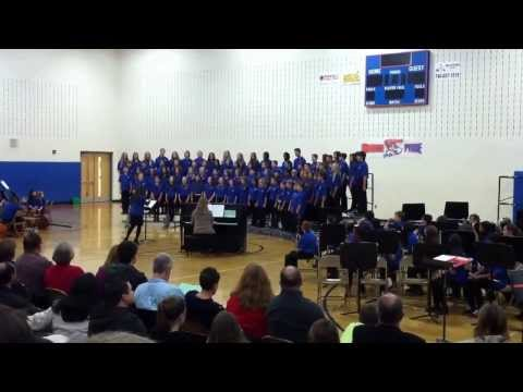 Olentangy Orange Middle School Choir - It's Time