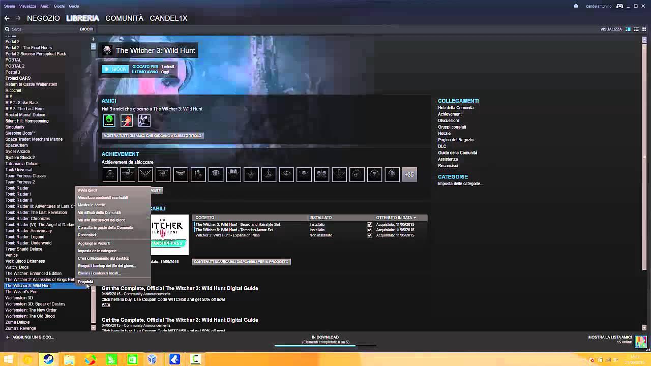the witcher 3 won\u0027t start - YouTube