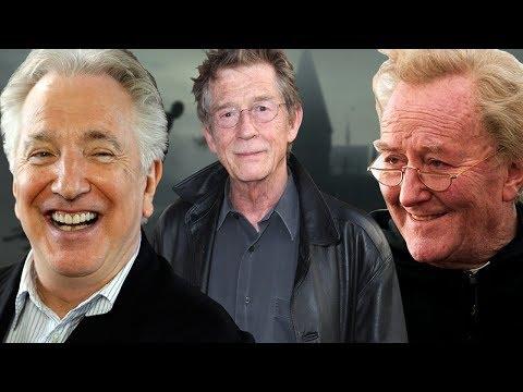 9 bereits verstorbene Harry Potter Schauspieler 😢
