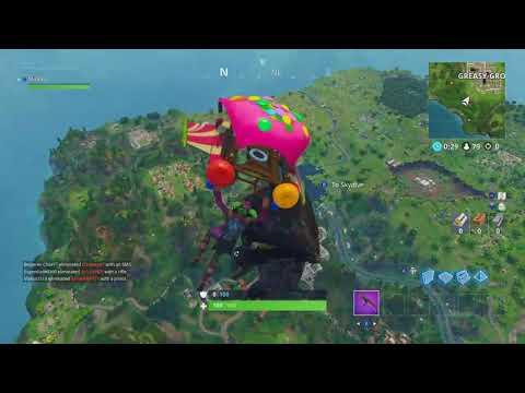 Fortnite Parachute Bug Lol