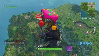 Fortnite parachute bug lol