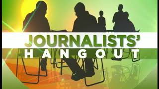 Journalists' Hangout September 26th |  States push for more powers