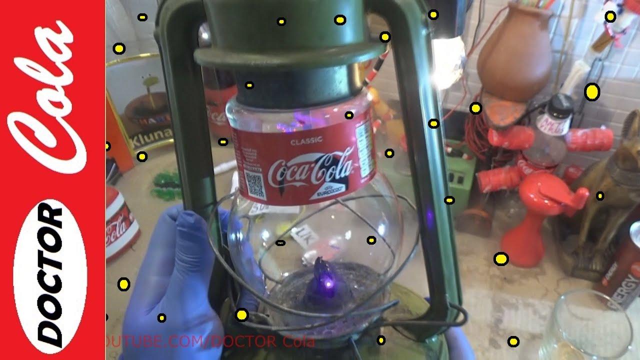 Scary DIY Surreal Light Coca Cola