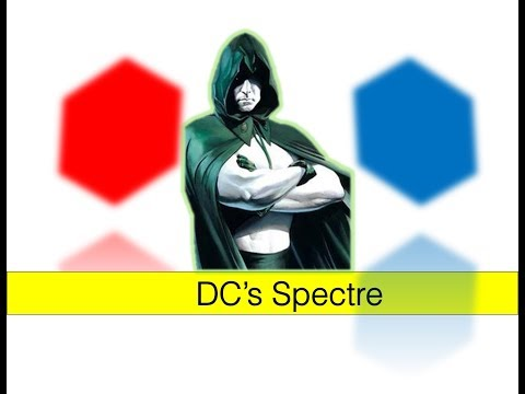 The Spectre Held Hostage by DC/WB