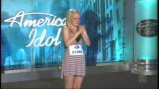 Hollie Cavanagh: At Last & The Climb: American Idol Season 10 - Texas Auditions