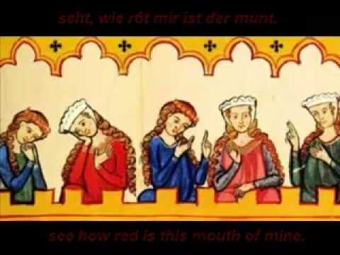 Unter der linden-Medieval German love song + English Translation