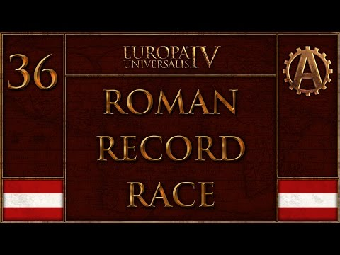 EUIV The Holy Roman Record Race 36