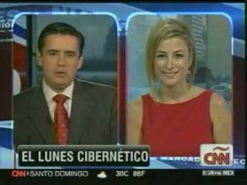 Cyber Monday - Entrevista para CNN en Español