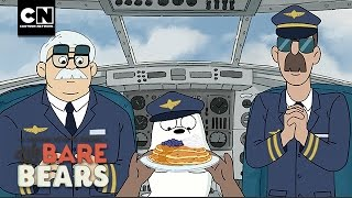 We Bare Bears | Blueberry Pancakes | Cartoon Network
