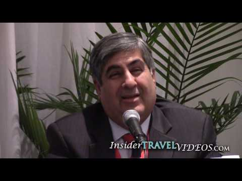 New York Times Travel Show: Ponant's Navin Sawhney on Luxury Expedition Cruises