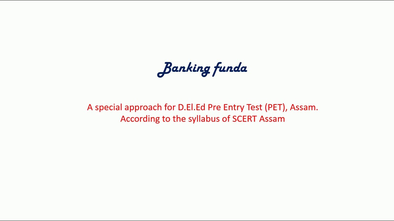 Special Approach To D El Ed Assam Types Of Numbers According To
