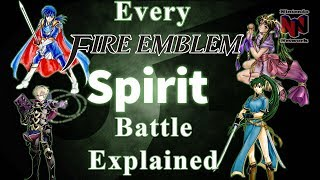 Every Fire Emblem Spirit Battle Explained In Super Smash Bros Ultimate