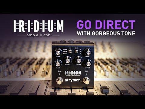 Strymon Iridium – Where Can I Use It?