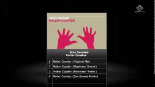 Max Demand - Roller Coaster (PROTON0111)