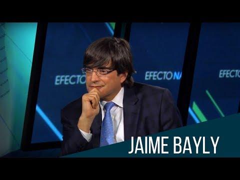 Mano a mano imperdible entre Moisés Naím y Jaime Bayly