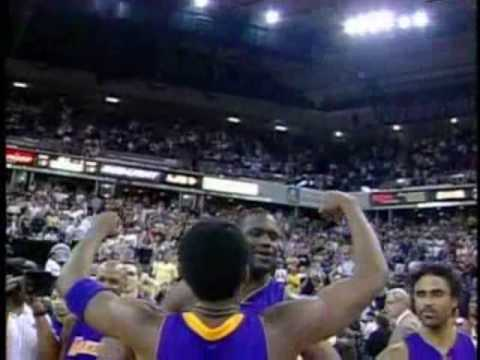 Los Angeles Lakers 2001 - The Playoff Record