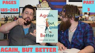 Let's Read - Again, But Better Part 3 (Christine Riccio)