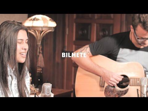 Ana Gabriela e Nossa Toca - Bilhete cover Luccas Carlos + Rashid