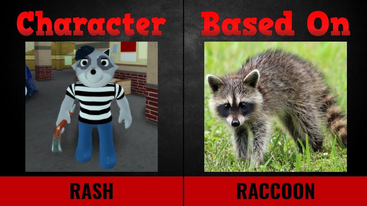 Piggy Skins vs Real Life Characters 2!