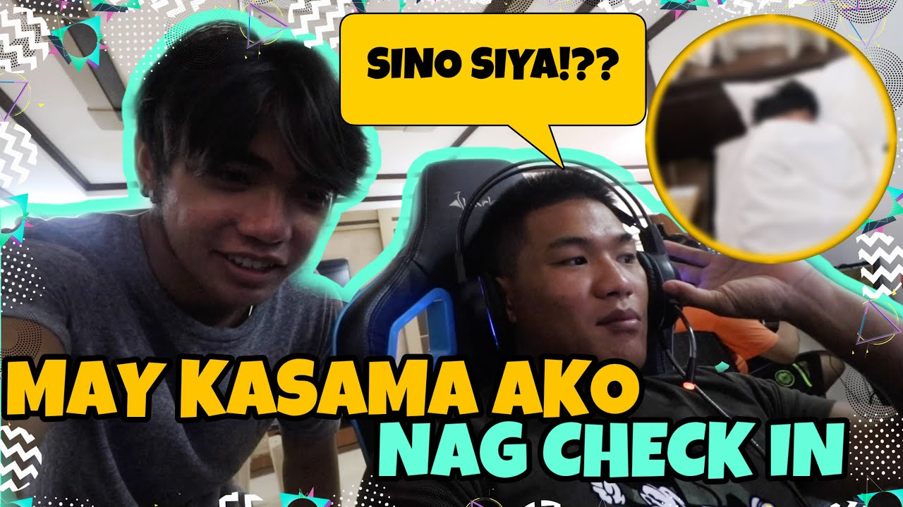CHECK IN AS A FRIEND (MAY NANGYARE?)