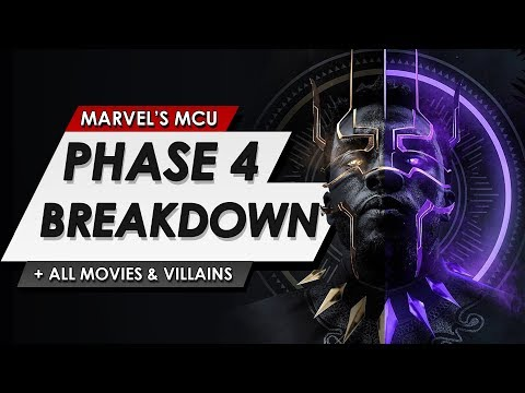 MCU Phase 4 Breakdown | Everything We Know So Far, Rumors, Leaks & Phase 5 Explained