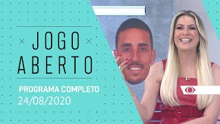 JOGO ABERTO - 24/08/2020 - PROGRAMA COMPLETO