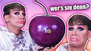 WER'S SIE DENN!? Urban Decay's RIESENKIRSCHE, lol | Naked Cherry Palette - Marvyn Macnificent