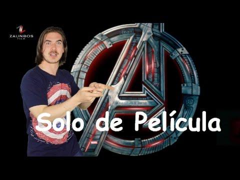 Avengers Age of Ultron - Solo de Película