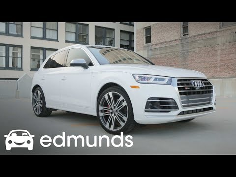 Powering Up the Family SUV in the 2018 Audi SQ5 | Edmunds