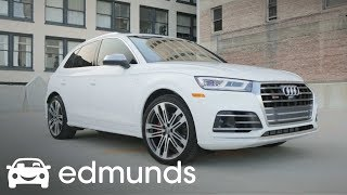 Edmunds special correspondent elana scherr reviews the 2018 audi sq5 3.0t quattro tiptronic. q5 is a popular luxury suv that has received high marks...