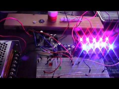 29 paneles de luz LED Grow para bricolaje que puede hacer en su casa 16