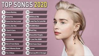 New Songs 2020 - Top 40 Popular Songs Playlist 2020 - Best English Songs Collection 2020