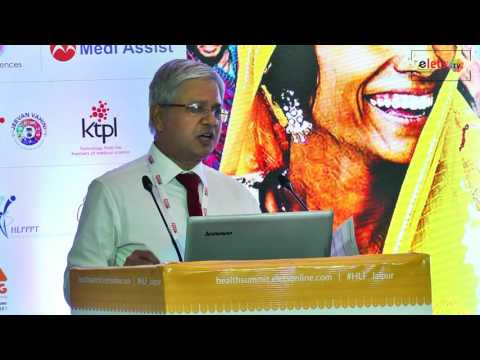 "2nd Health Summit Raj.""16 - Rakesh Shukla, Circle Head-Jaipur, Punjab National Bank"